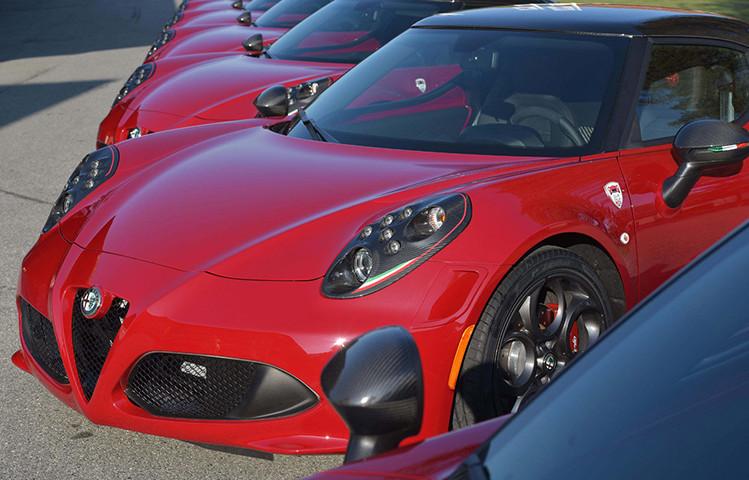 """Alfa Romeo 4C """"Club Italia"""""""