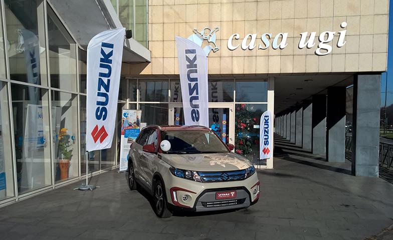 "Suzuki Vitara ""Toro Edition"""