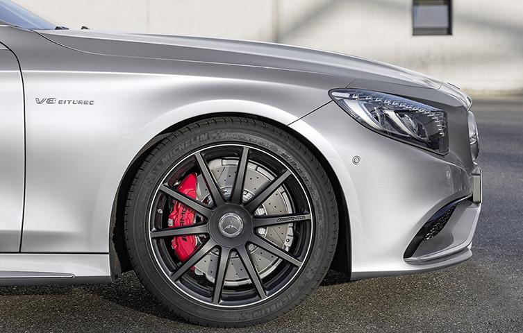 Mercedes-AMG S 63 4MATIC Cabrio Edition 130