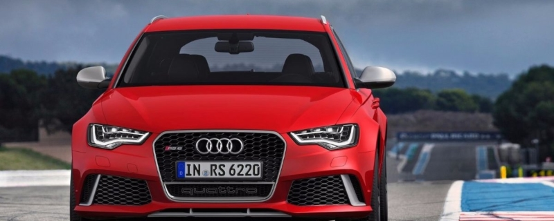 Le 8 supercar che la nuova Audi RS6 riesce a bruciare sullo 0-100 secco!