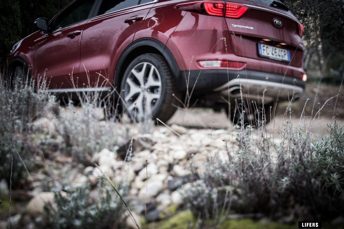 KIA Sportage 2.0 CRDi 4WD aut. GT Line