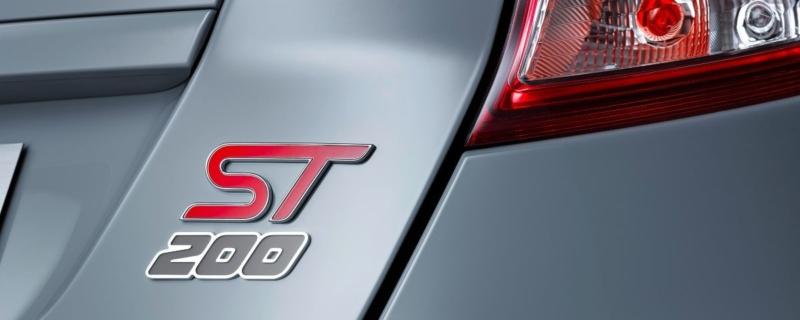Nuova Fiesta ST200