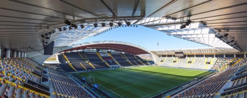 Dacia Arena - 20 future mamme in campo