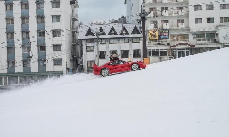 Ferrari F40 - Un giorno nella vita