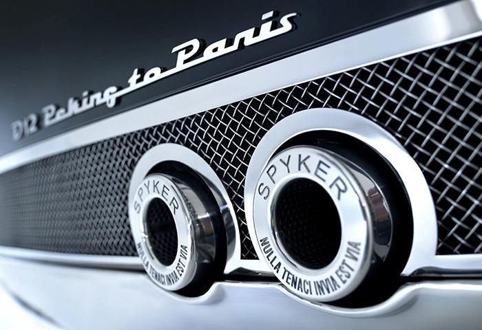 In Spyker si parla di supercar a quattro porte