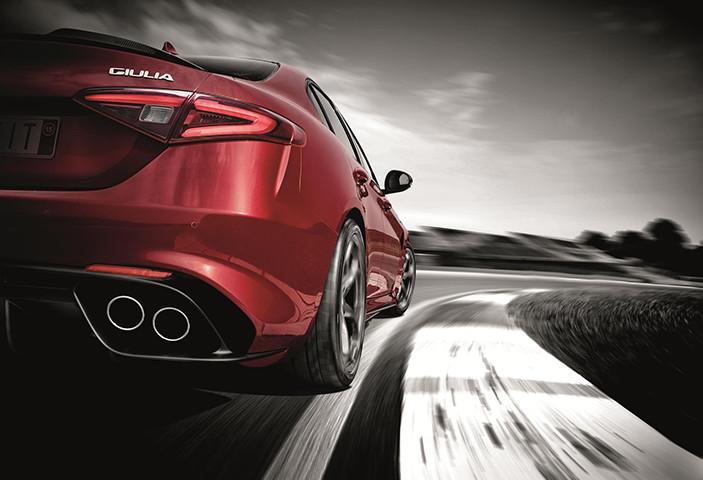Alfa Romeo Giulia può essere ordinata in Italia