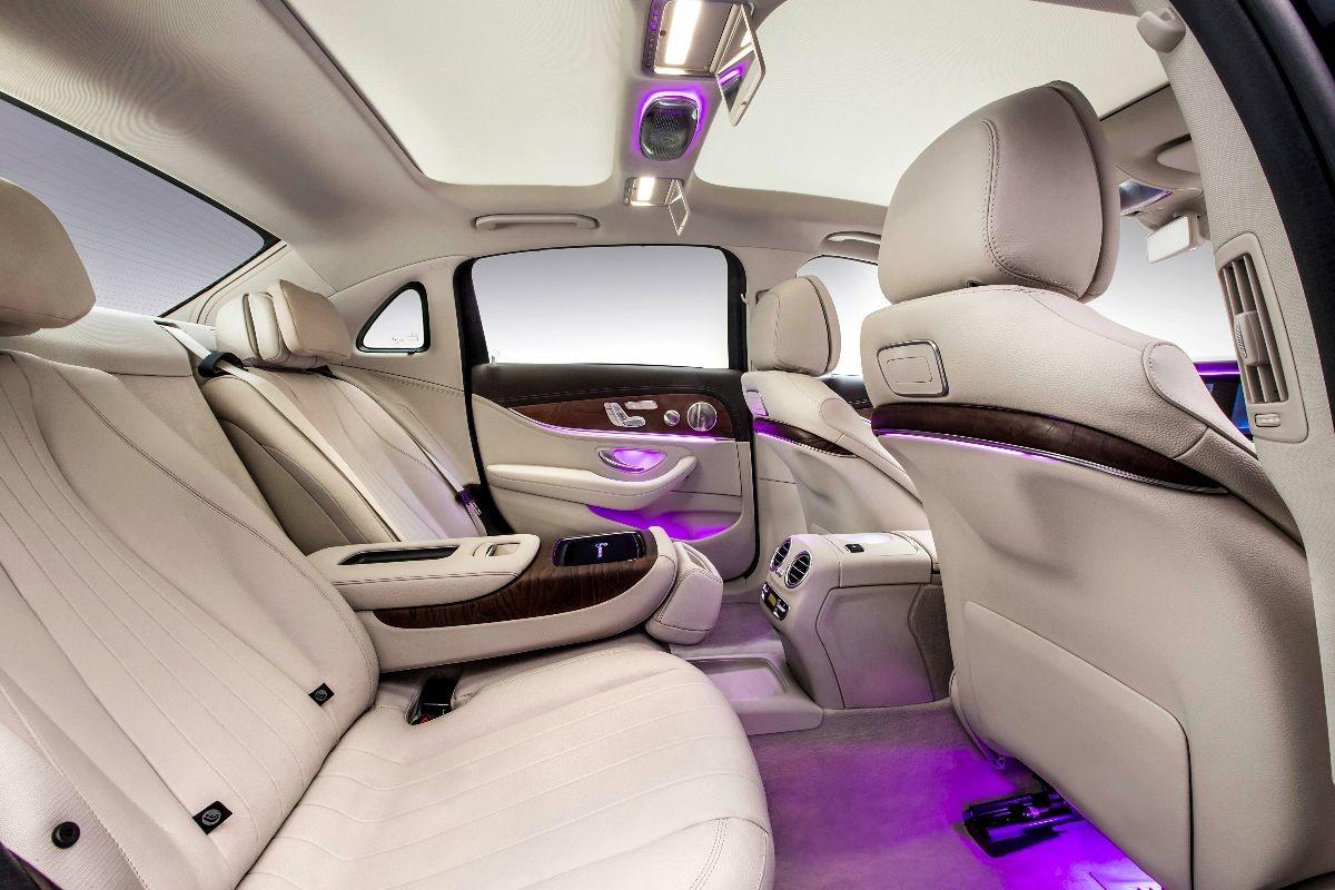 La Mercedes Classe E ora è anche in versione limo