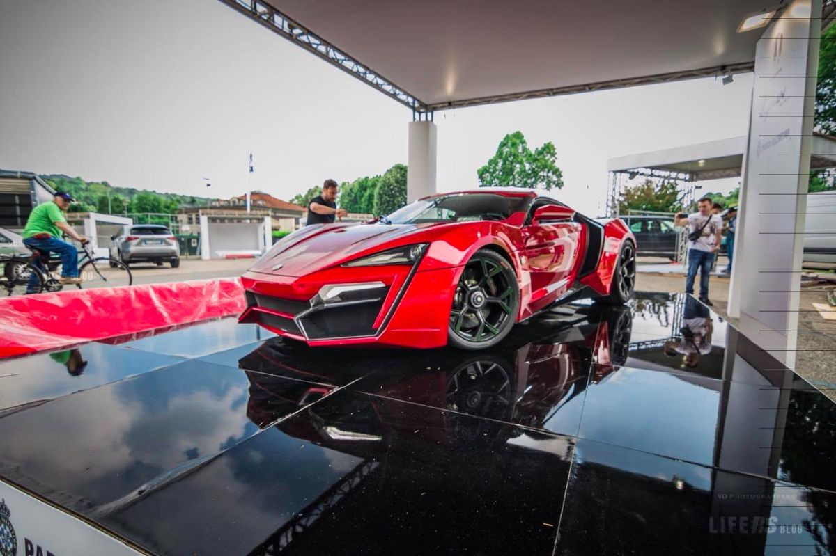 W-Motors Lykan Hypersport