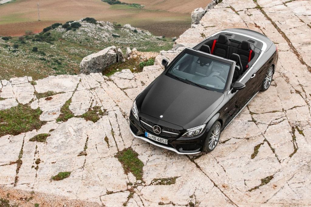 Mercedes-AMG C 43 4MATIC Cabrio