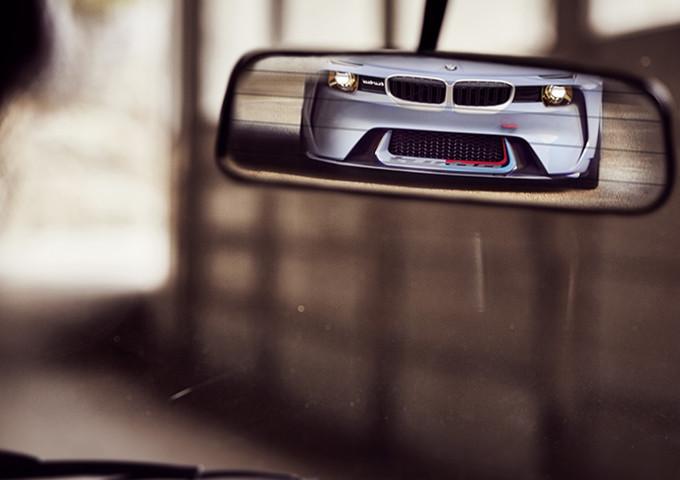 La BMW 2002 Hommage