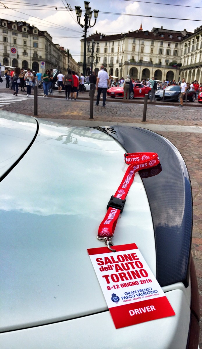 seconda edizione del Salone dell'Auto di Torino
