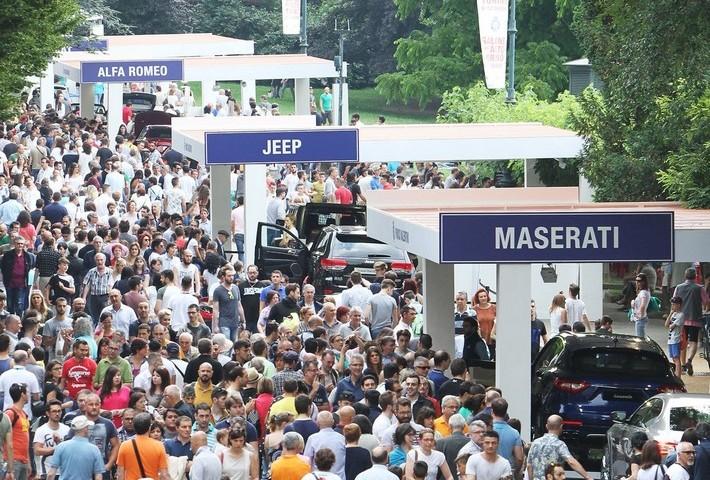 La seconda edizione del Salone dell'Auto di Torino !