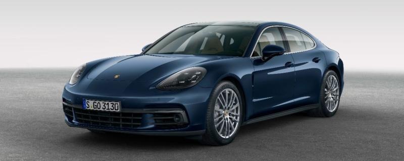 La Panamera Porsche si rinnova