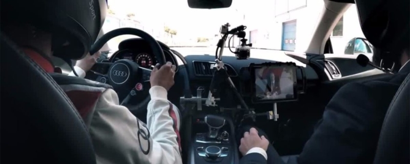 Audi Sport e... Il colloquio!