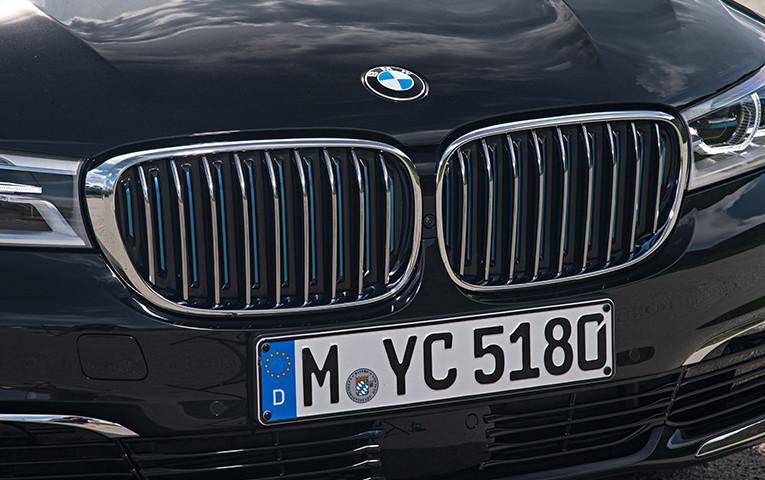 BMW eDrive e la Serie 7