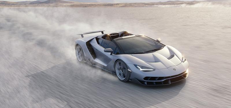 Centenario Roadster, la nuova one-off Lamborghini