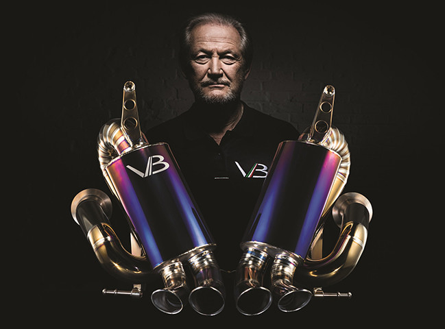 VB by Valentino Balboni