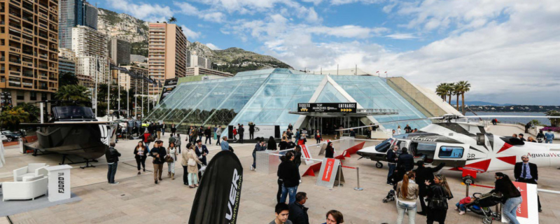 Top Marques Monaco, l'esclusivo super car show !