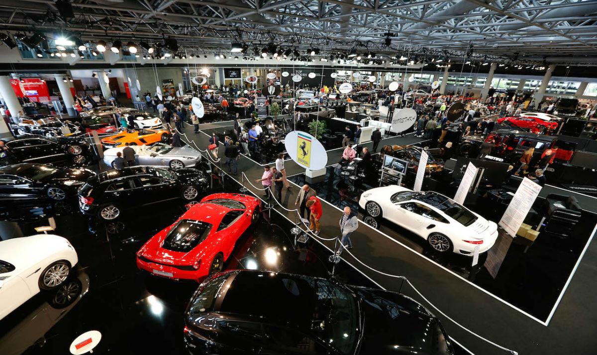 Top Marques Monaco, l'esclusivo super car show !