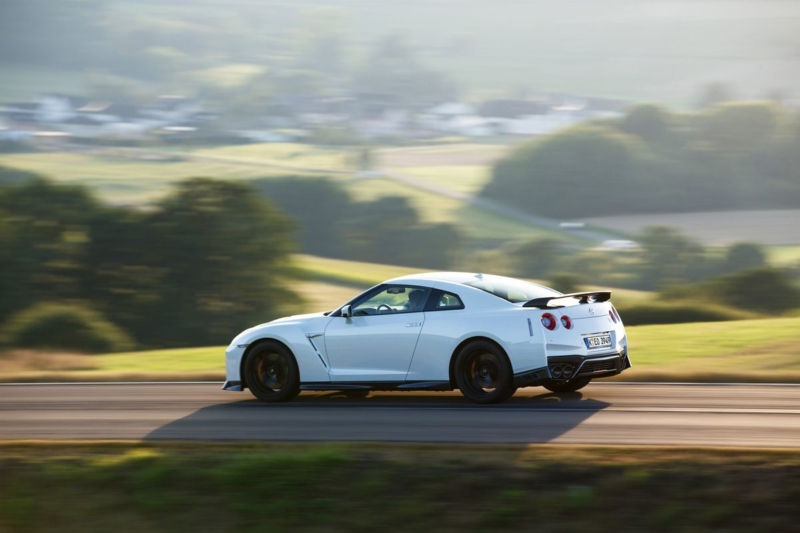 Track Edition, la GT-R perfetta per andare in pista!