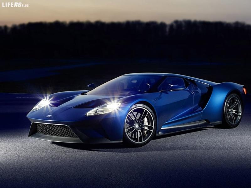 Ford GT acquistabile fino al 2019