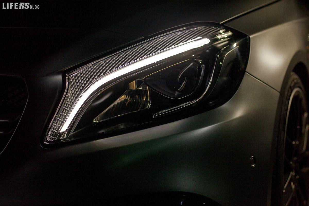 Primo test drive della nuova Classe A Mercedes-Benz