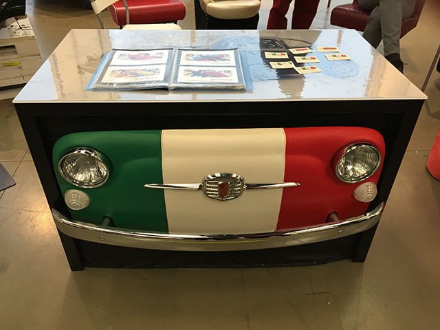 Beauty by Fiat 500 Style