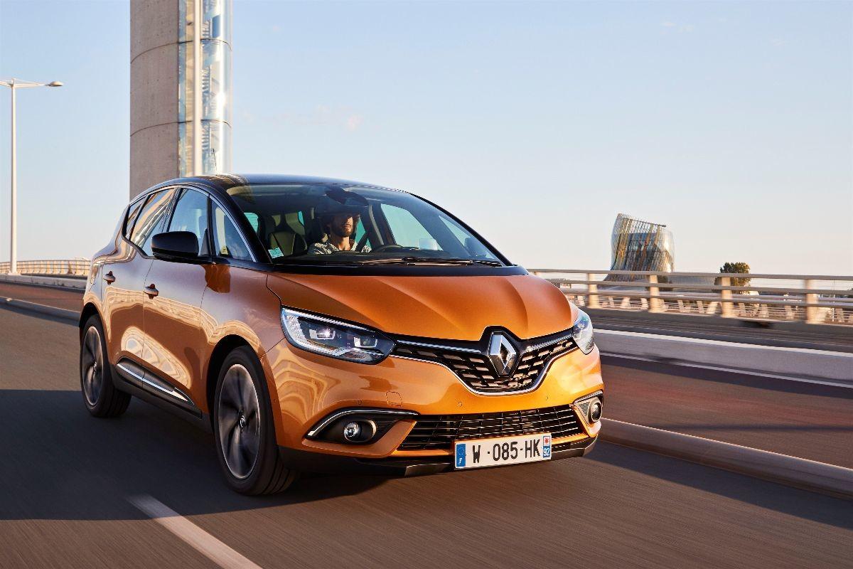 Scénic: Renault presenta la quarta generazione