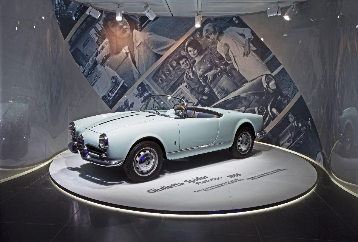 Alfa Romeo apre al pubblico il Museo storico di Arese