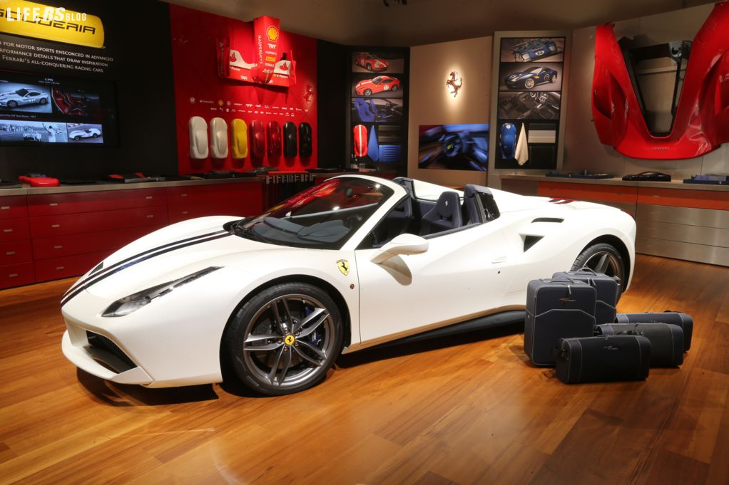 70° anniversario della fondazione Ferrari nel 2017