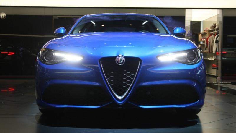 Giulia Veloce, un nome evocativo e glorioso della tradizione Alfa Romeo