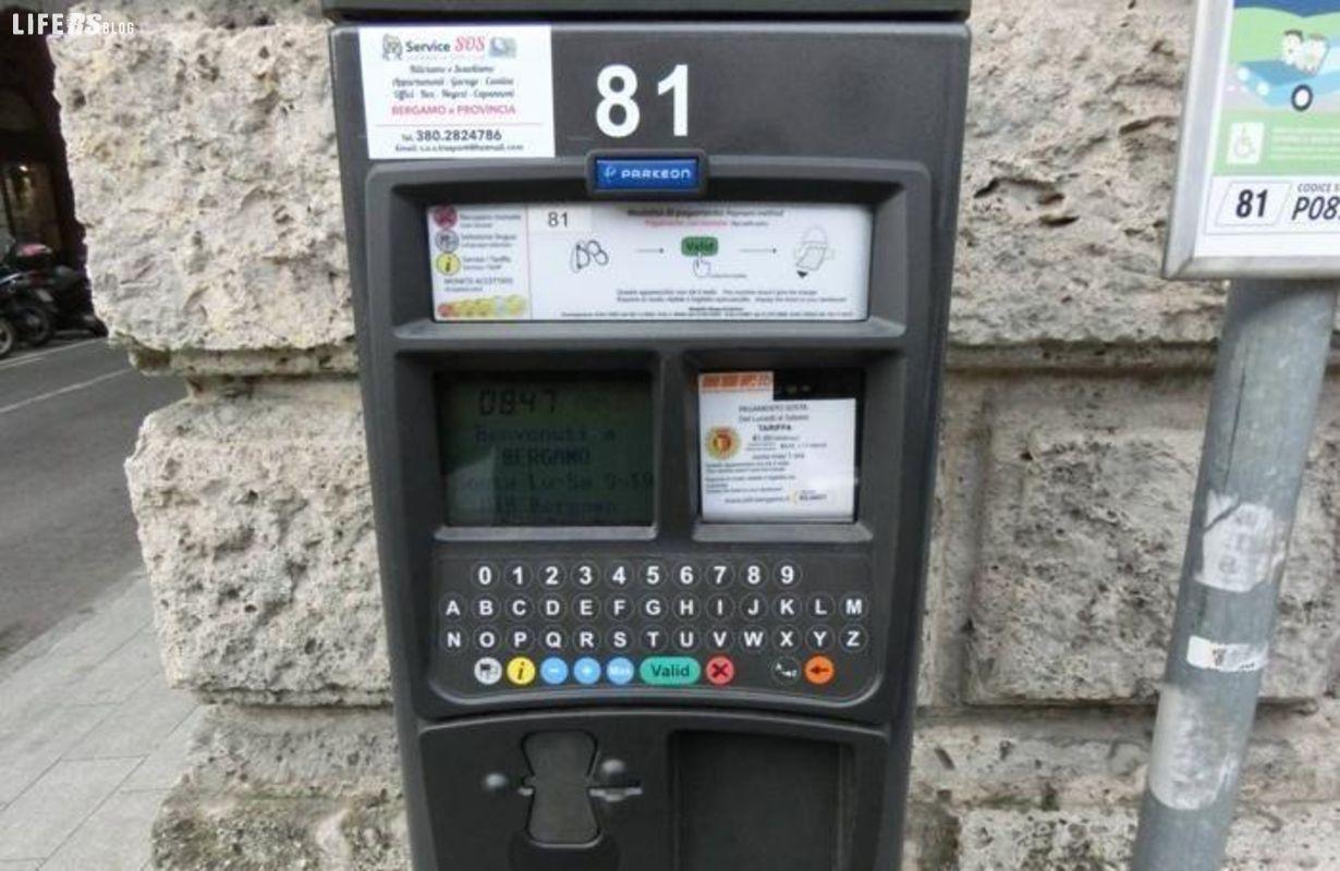 Parcometri: in Italia meno della metà è abilitato ai pagamenti elettronici