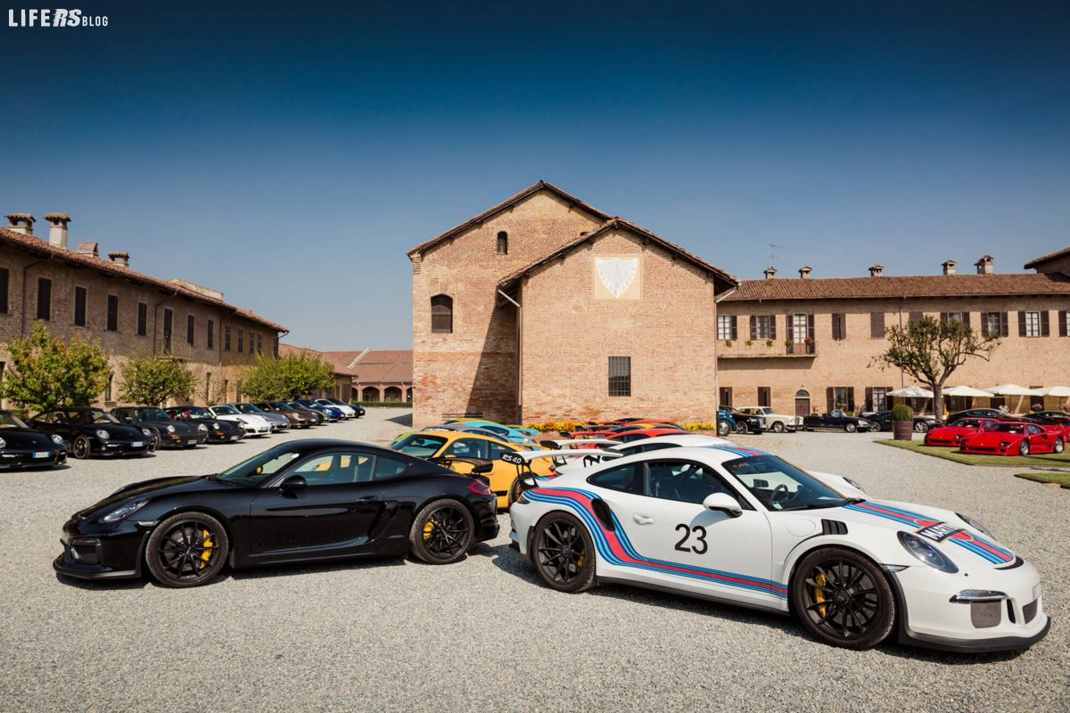 Cars and Coffee, Torino Caserta: una location dietro l'altra!