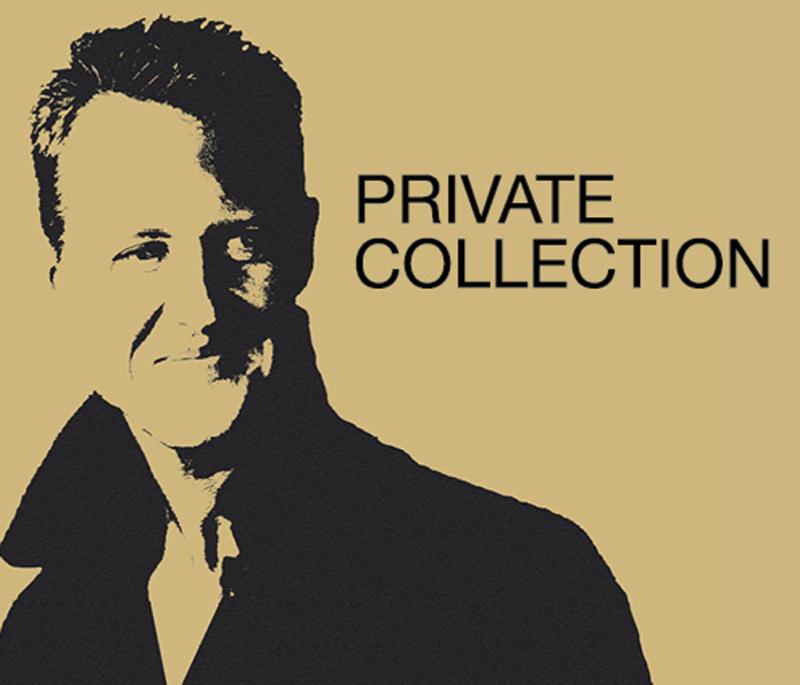 La collezione privata motorsport di Schumacher diventa mostra permanente
