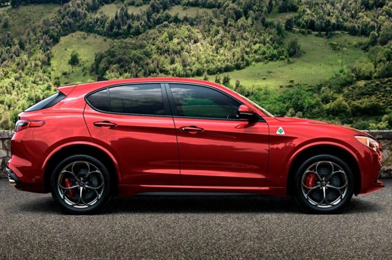 Alfa Romeo Stelvio, dagli USA le prime immagini