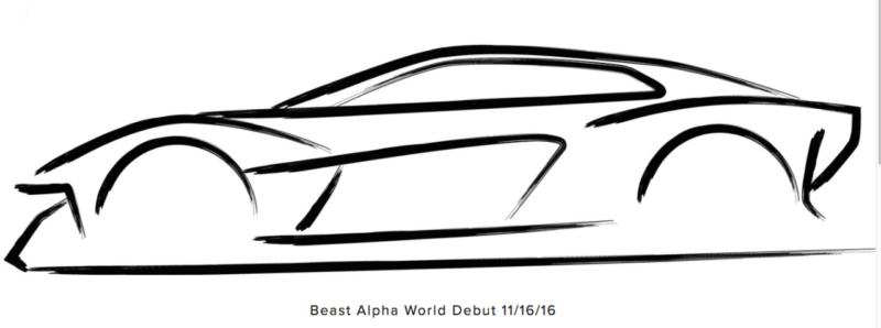 La Rezvani propone le Sidewinder sulla Beast Alpha