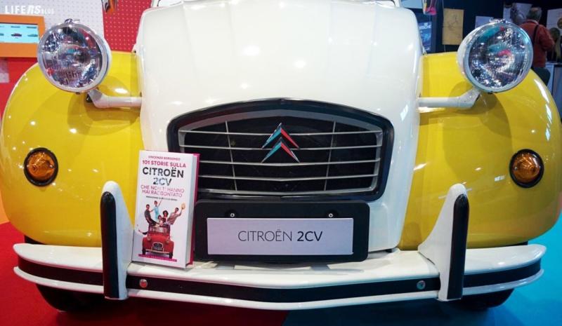 Citroën 2 CV: 101 storie che non ti hanno mai raccontato