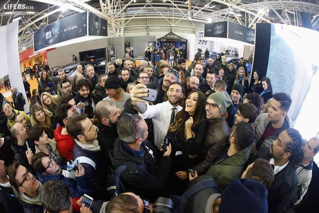 Live dal Motor Show 40 di Bologna
