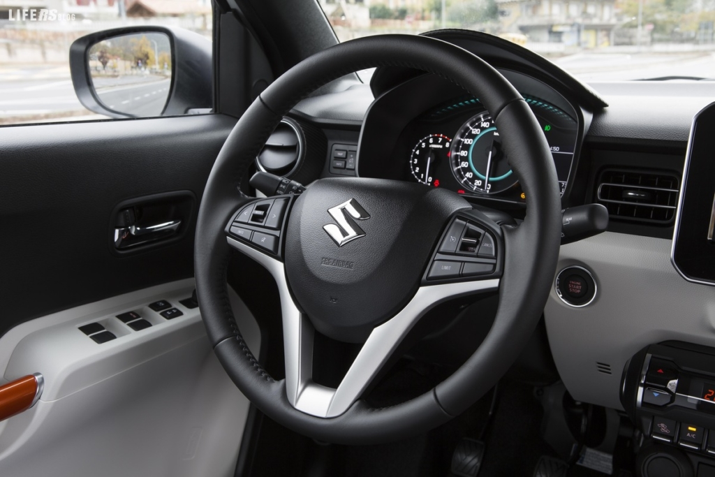 Nuova Suzuki Ignis