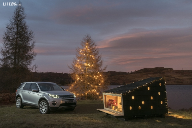 Discovery Sport per Babbo Natale!