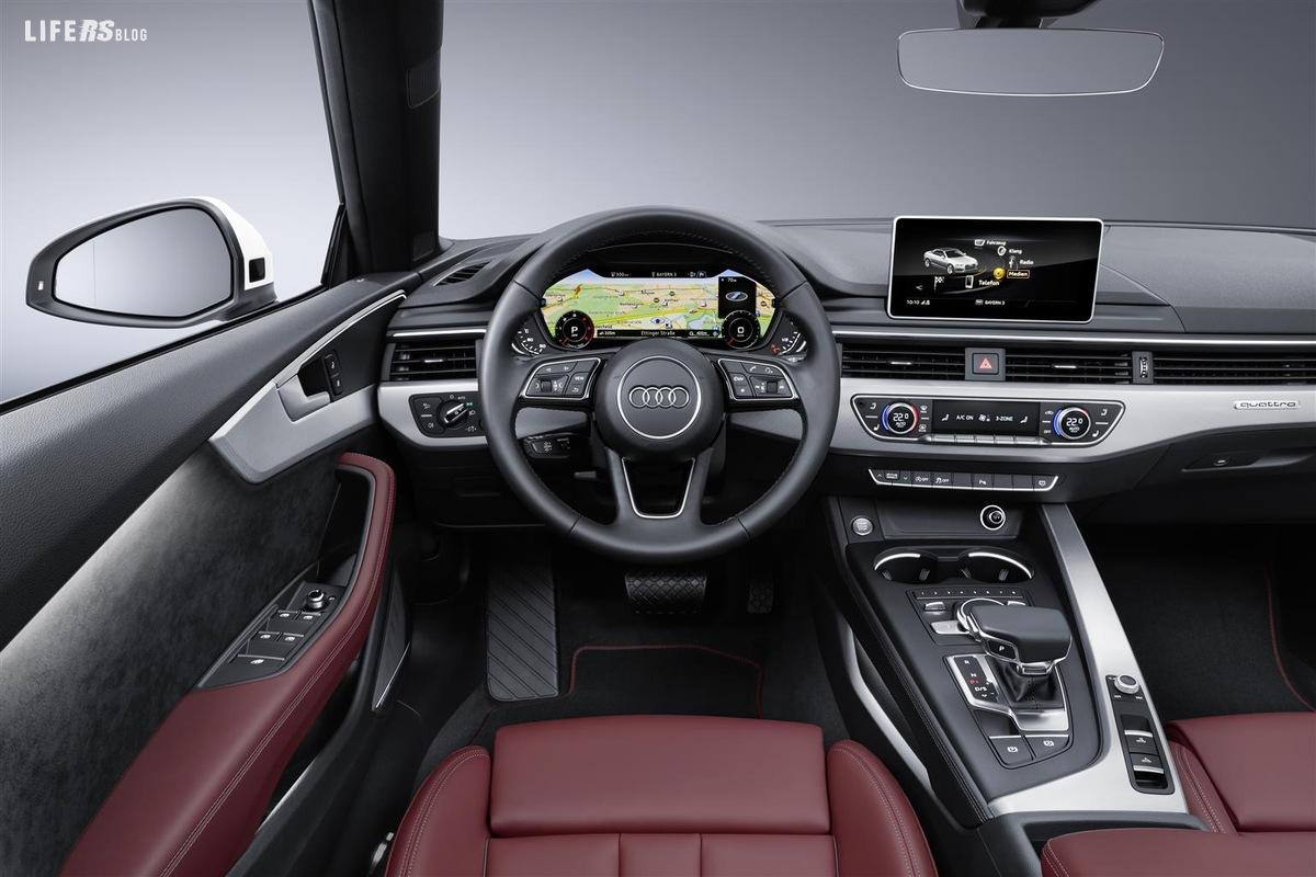 A5 e S5 cabriolet