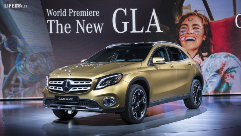 Nuovo GLA by Mercedes Benz