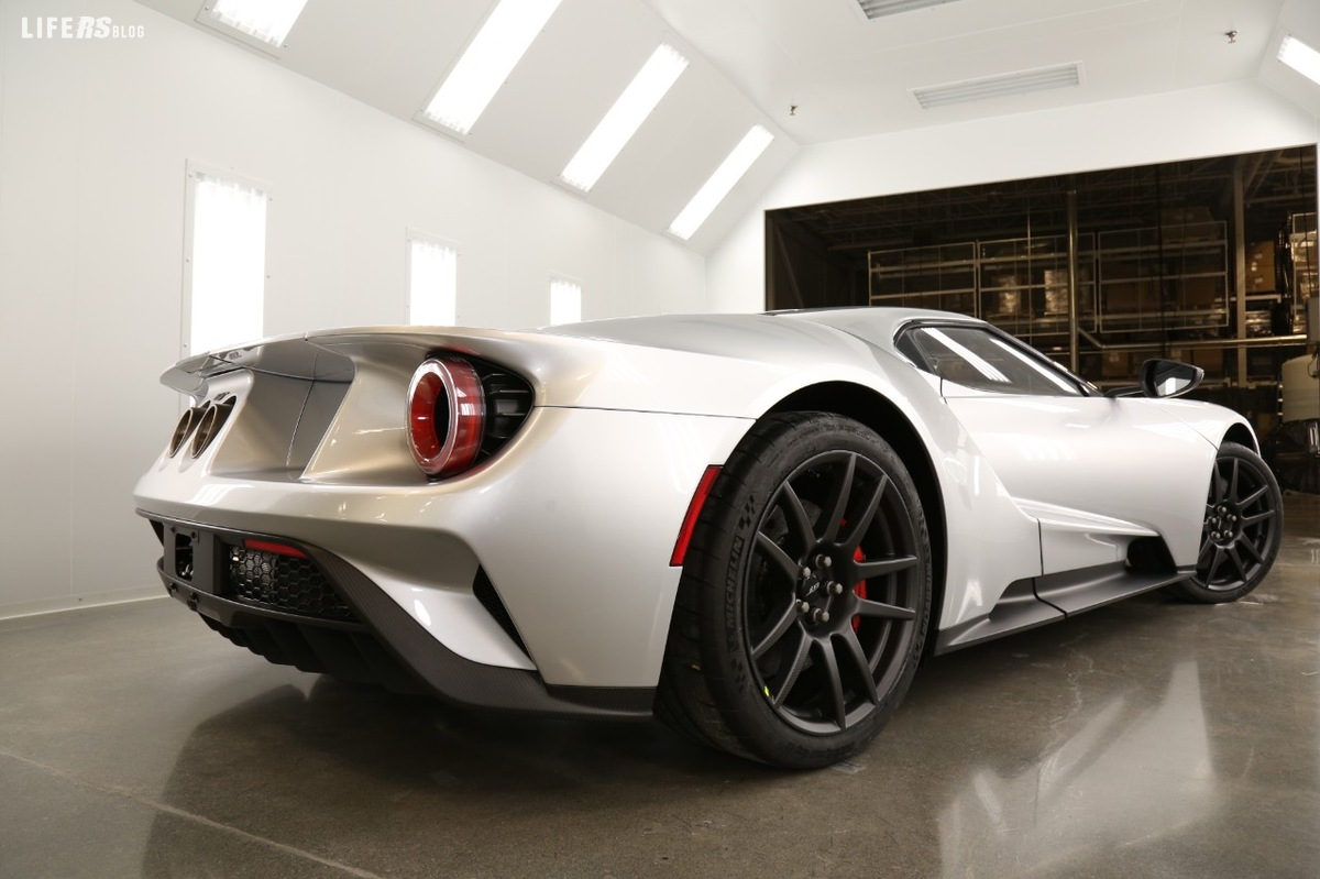 FORD GT SERIES COMPETITION