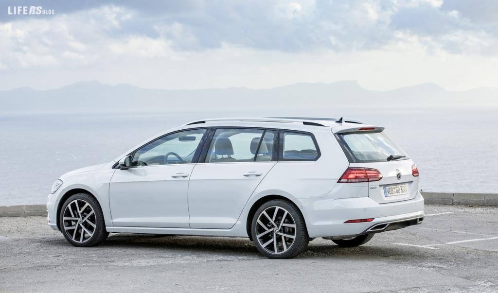 La nuova Golf by Volkswagen