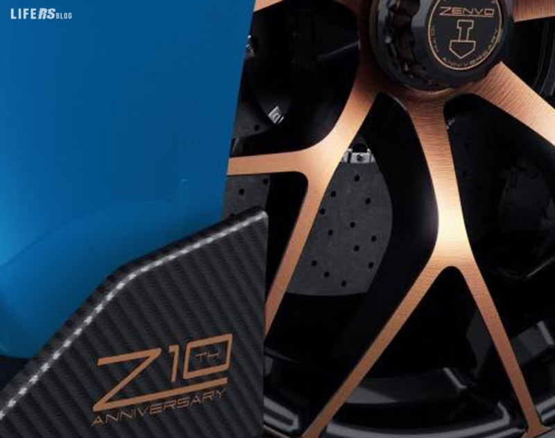 Zenvo celebra 10 ° anniversario