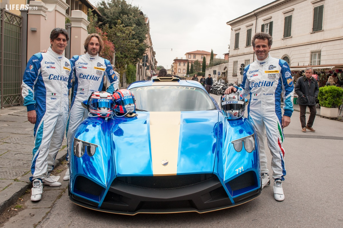 "Mazzanti Automobili e ""The Italian Spirit of Le Mans"""