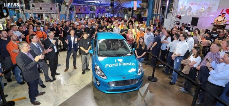 Fiesta: in arrivo la nuova generazione