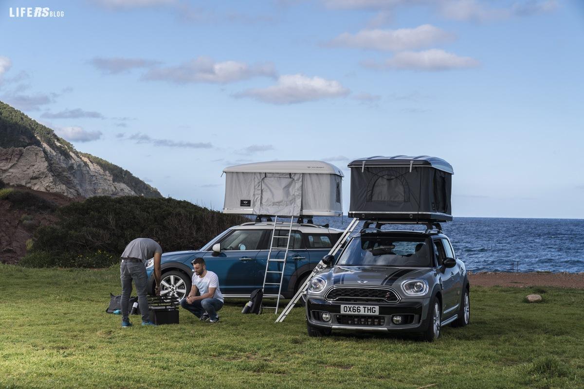 AUTOHOME, la nuova tenda da tetto per la nuova MINI Countryman