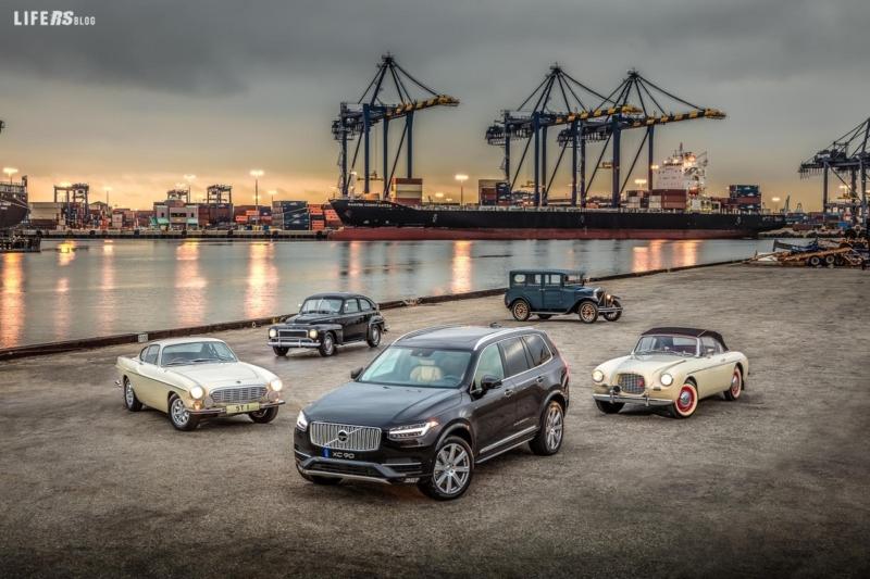 Volvo al Salone dell'Auto di Torino