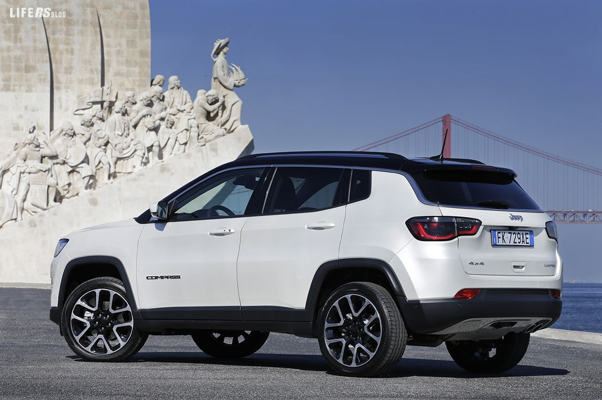 Jeep Compass 2.0D Multijet 4x4 Limited AT9